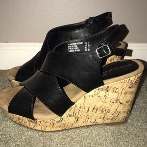 Wedges. Good condition